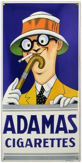 Adamas Cigarettes adamas-cigarettes | gamle dåser