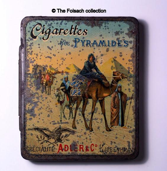 Adler og Co Kjøbenhavn,cigaretter