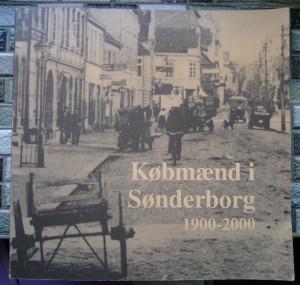 Købmænd i sønderborg bog